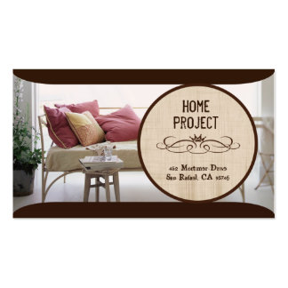 Edy's Home Project Business Cards