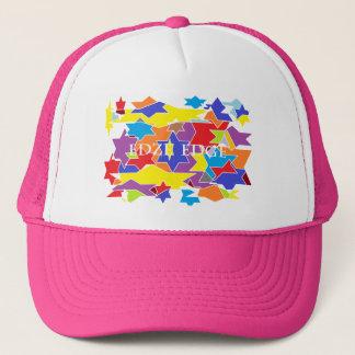 EdzeEdge Pink Trucker Hat