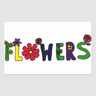 EE- Awesome Flowers Stickers