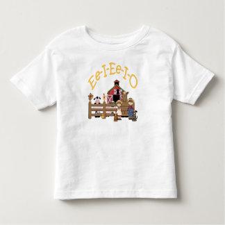 Ee I Ee I O on the Farm Shirt