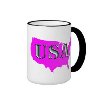 EE.UU. 8-petrol Taza De Café