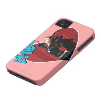 EEE-YOW! Catwoman iPhone 4 Case