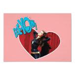 ¡EEE-YOW! Catwoman Invitacion Personalizada