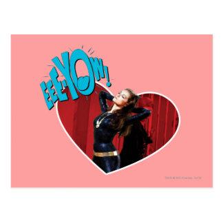 EEE-YOW! Catwoman Postcard