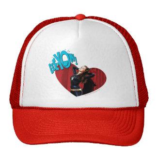 EEE-YOW! Catwoman Trucker Hat