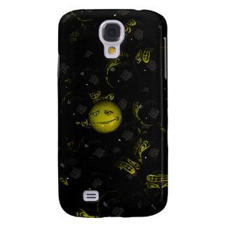 Eeek! Smiley Samsung Galaxy S4 Cases