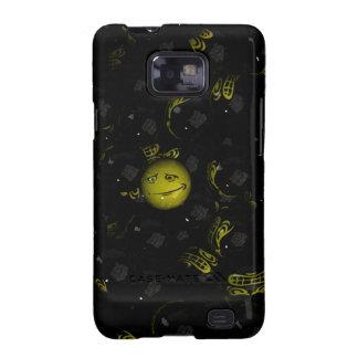Eeek! Smiley Galaxy SII Cases