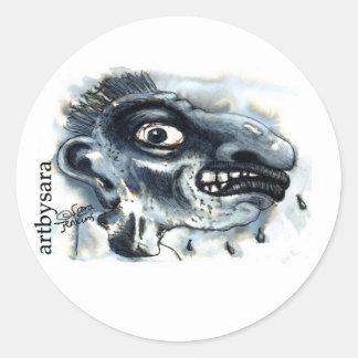 eeek! stickers