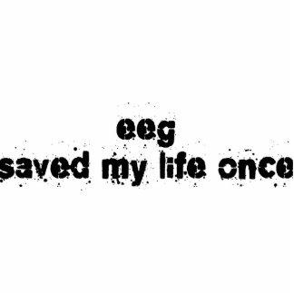 EEG ahorró mi vida una vez Esculturas Fotográficas