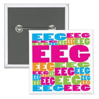 EEG colorido Pin