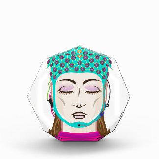 EEG device Mind reading scanning Brain signals Award