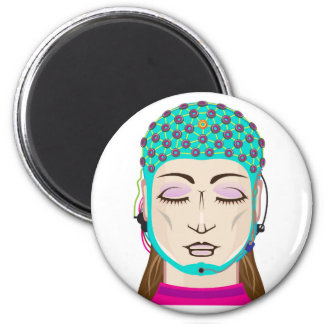 EEG device Mind reading scanning Brain signals Magnet