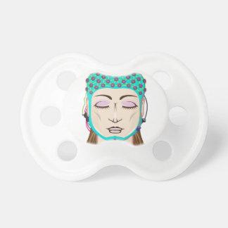EEG device Mind reading scanning Brain signals Pacifier