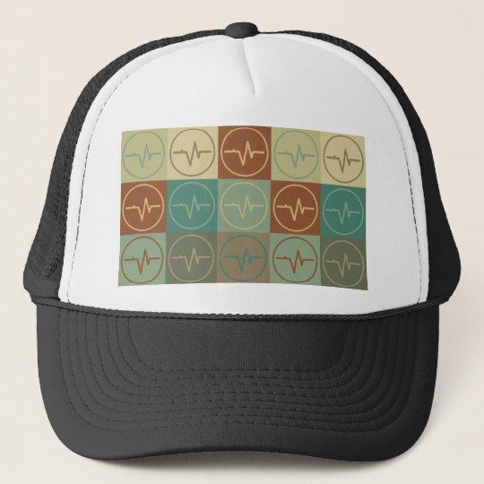 EEG Pop Art Trucker Hat