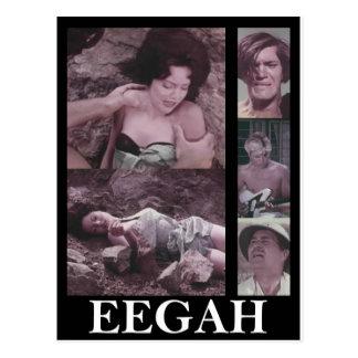 Eegah B-Movie Stuff Postcard