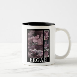 Eegah B-Movie Stuff Two-Tone Coffee Mug