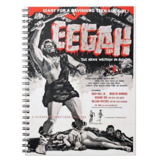 """""""Eegah"""" Notebook"""