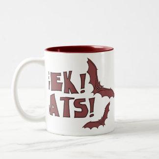 Eek Bats Mugs
