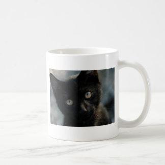 EEK Black Cat Scary Mug
