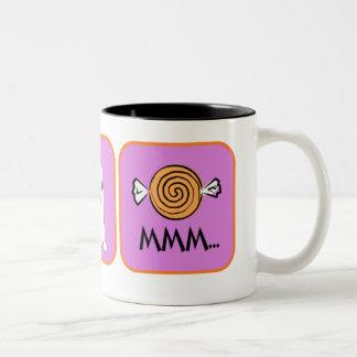 Eek Boo Mmmm Mug