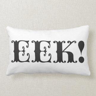 Eek-Boo! reversible pillow