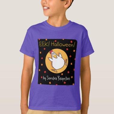 EEK! HALLOWEEN! by Sandra Boynton T-Shirt