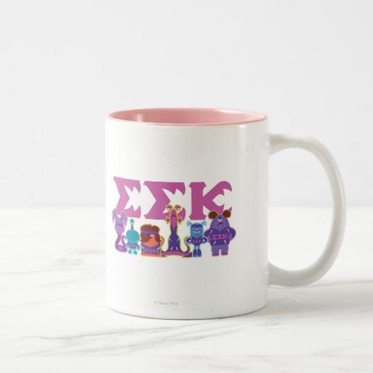 EEK Two-Tone COFFEE MUG