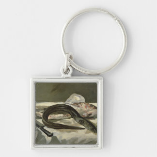 Eel and Red Mullet, 1864 Key Chains