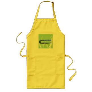 Eel in Type Long Apron