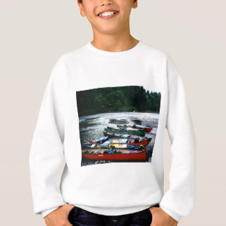 Eel River, California Sweatshirt