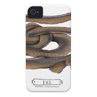 Eel, tony fernandes Case-Mate iPhone 4 case