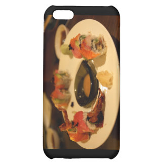 Eel & Tuna Sushi Gifts Cards & More iPhone 5C Cases