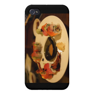 Eel & Tuna Sushi Gifts Cards & More Case For iPhone 4