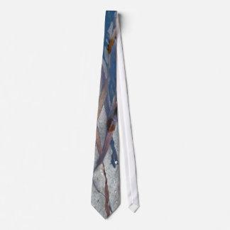 Eelgrass en lazo de marea de la piscina corbatas personalizadas
