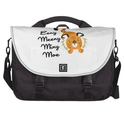 Eeny Meeny Miny Moe Commuter Bag