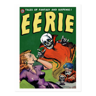Eerie #17 Postcard
