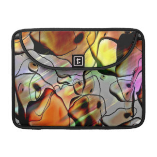 Eerie Abstract Sleeve For MacBook Pro
