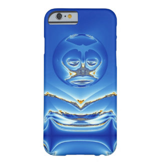 Eerie Big Brother Watches Fractal Barely There iPhone 6 Case