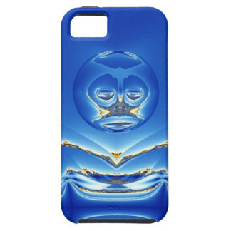 Eerie Big Brother Watches Fractal iPhone SE/5/5s Case