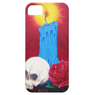 Eerie Candle iPhone 5 Case