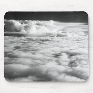 Eerie cloudscape at sunrise. 2 mouse pad
