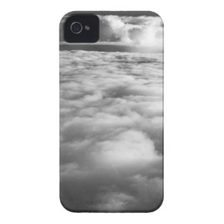 Eerie cloudscape at sunrise. iPhone 4 cases