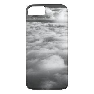 Eerie cloudscape at sunrise. iPhone 7 case