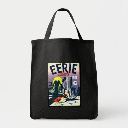 Eerie Comic books Tote Bag