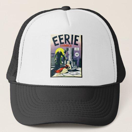 Eerie Comic books Trucker Hat