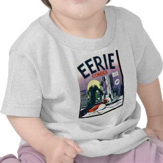 Eerie Comic books Shirt
