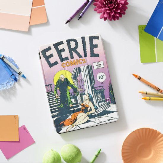 Eerie Comics #1 iPad Air Cover