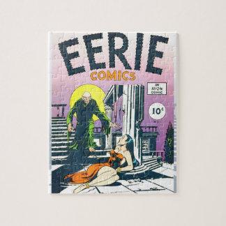 Eerie Comics #1 Puzzle