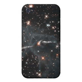 Eerie ghost in Carina Nebula Cover For iPhone 4