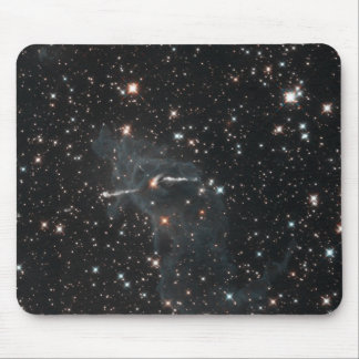 Eerie ghost in Carina Nebula Mouse Pad